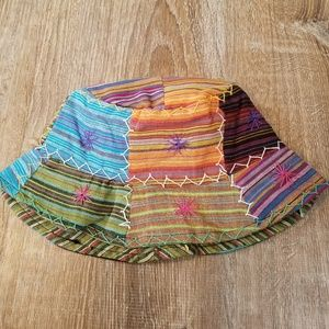 FREE WITH PURCHASE Festival Floppy Hat